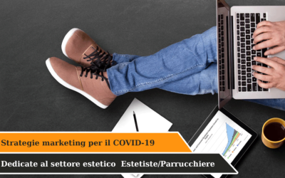 Piano marketing Covid 19 per parrucchiere ed esetista